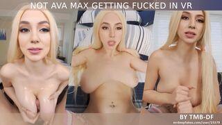 Tits ava max Ava Max