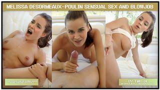 Désormeaux-Poulin nackt Mélissa  Melissa Desormeaux